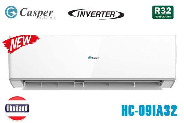Điều hòa Casper 1 chiều inverter 9000BTU HC-09IA32