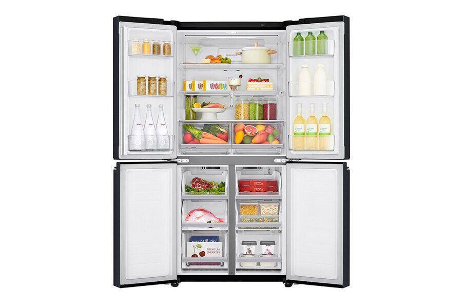 Tủ lạnh LG inverter GR-B22MC